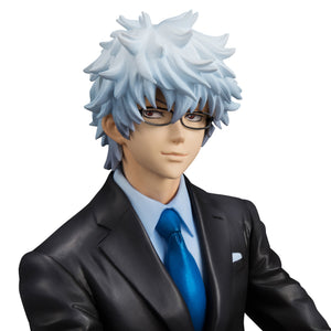 Gintama Gintoki Sakata Suits Revised ver., Added glasses ver.