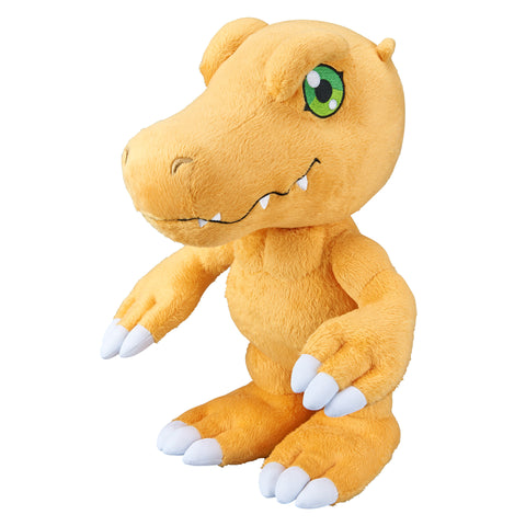 Digimon Adventure Agumon Patamon