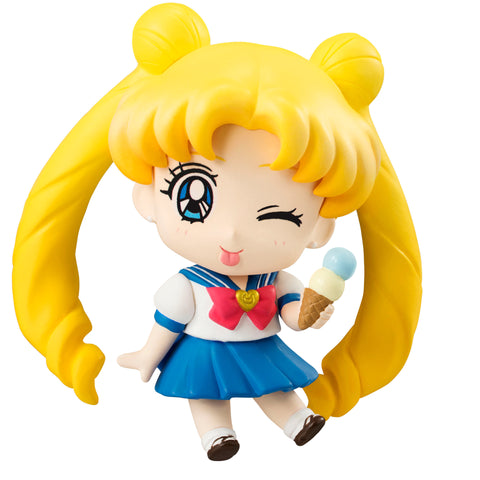 Pretty Guardian Sailor Moon School Life Edition!