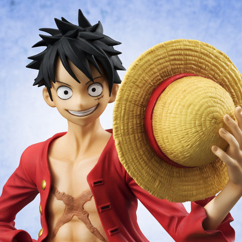 "Portrait.Of.Pirates: ONE PIECE ""Sailing Again"" Monkey D. Luffy Ver. 2 (Encore Resale)"
