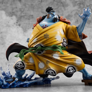 "Portrait.Of.Pirates ONE PIECE ""SA-MAXIMUM"" Knight of the Sea Jinbe"