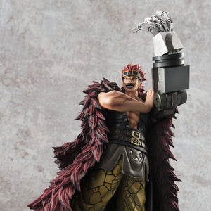 "Portrait.Of.Pirates: ONE PIECE ""LIMITED EDITION"" - Eustass ""Captain"" Kid (Limited Reproduction)"