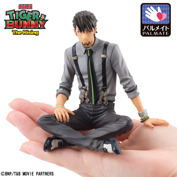 PALMATE EXTRA Series: TIGER & BUNNY the Movie -The Rising- Kotetsu T. Kaburagi