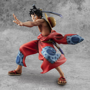 "Portrait.Of.Pirates ONE PIECE ""Warriors Alliance"": Luffy-tarou"