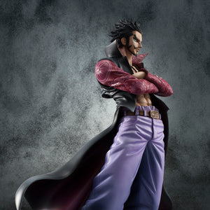 "Portrait.Of.Pirates ONE PIECE Series NEO-DX: Dracule ""Hawk Eyes"" Mihawk Ver.2 (Resale)"