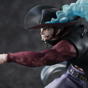 "Portrait.Of.Pirates: ONE PIECE ""NEO-MAXIMUM"" - Dracule ""Hawk Eyes"" Mihawk"