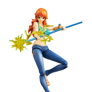 Variable Action Heroes: ONE PIECE - Nami (Resale)