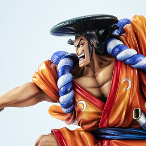 "Portrait.Of.Pirates: ONE PIECE ""Warriors Alliance"" - Kozuki Oden"