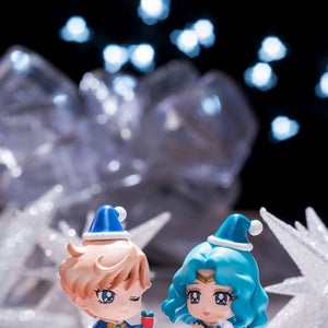 Petit Chara! Pretty Guardian Sailor Moon - Christmas Special Soldiers of the Outer Solar System