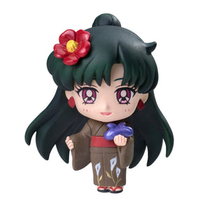 Petit Chara! Pretty Guardian Sailor Moon - Yukata Outing Soldiers of the Outer Solar System