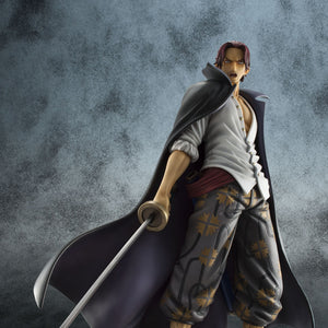 One Piece NEO-DX Red-Haired Shanks (Encore Resale)