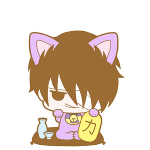 Gintama Prince Hata's Animal Paradise Beckoning Cat! Edition
