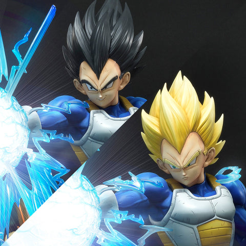 PRIME1STUDIO x MegaHouse Mega Premium Masterline - Dragon Ball Z: Vegeta (Super Saiyan) DX