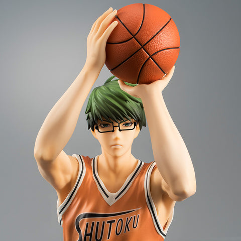 Kuroko's Basketball Figure Series: Shintaro Midorima Orange Uniform Ver.