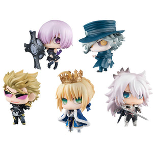 Petit Chara! Series: ChimiMega Fate/Grand Order Set #01