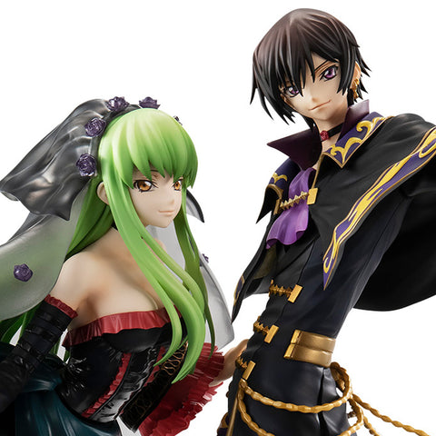 Precious G.E.M. Series: Code Geass: Lelouch of the Re;surrection - L.L. & C.C. Set