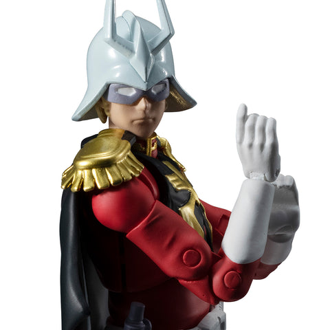 G.M.G. (Gundam Military Generation): Mobile Suit Gundam - Zeon Army 06: Char Aznable