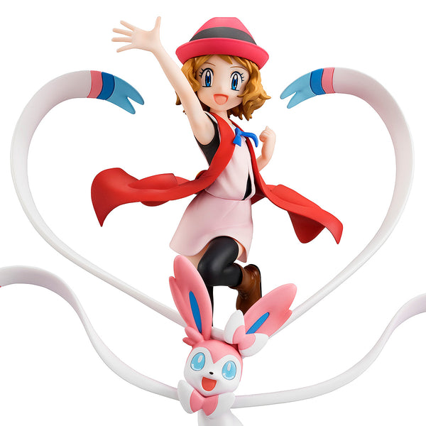 G.E.M Series: Pokémon - Serena & Sylveon