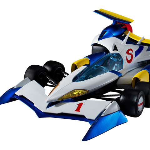 Variable Action Hi-SPEC: Future GPX Cyber Formula 11 - Super Asurada AKF-11