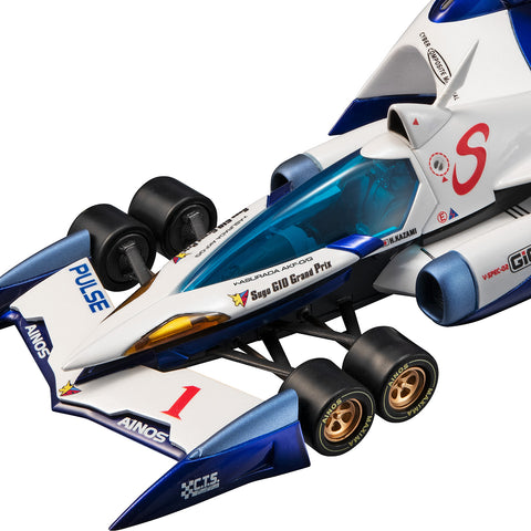 Variable Action: Future GPX Cyber Formula SIN νAsurada AKF-0/G -Livery Edition-