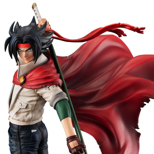 GGG (Gundam Guys Generation): Mobile Fighter G Gundam - Domon Kasshu