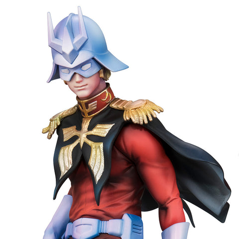 Gundam Guys Generation: Mobile Suit Gundam Char Aznable Art Graphics