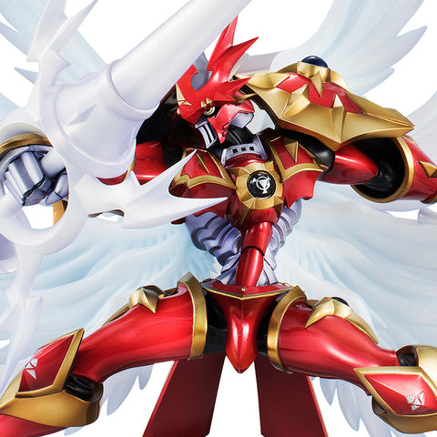 G.E.M Series: Digimon Tamers - Gallantmon Crimson Mode