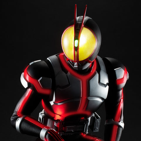 Ultimate Article: Kamen Rider Faiz