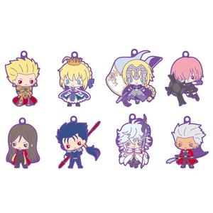 Rubber Mascots: Fate/Grand Order