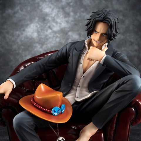 "Portrait.Of.Pirates ONE PIECE: ""S.O.C"" Portgas D. Ace"