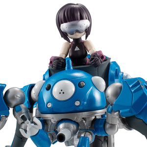 Desktop Army: Ghost in the Shell: SAC_2045 - Motoko Kusanagi & Tachikoma