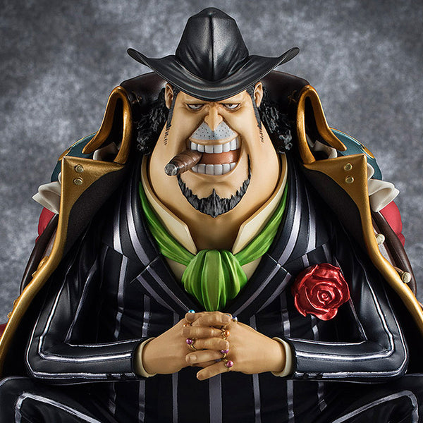 "Portrait.Of.Pirates ONE PIECE: ""S.O.C"" Capone ""Gang"" Bege"