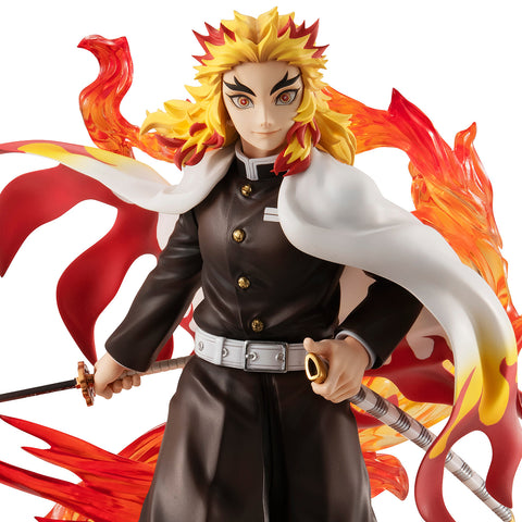 G.E.M Series: Demon Slayer: Kimetsu no Yaiba - Kyojuro Rengoku