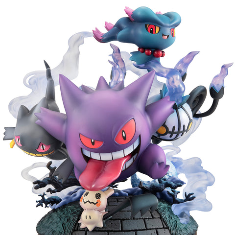 G.E.M.EX Series: Pokémon - Ghost Type Gathering!