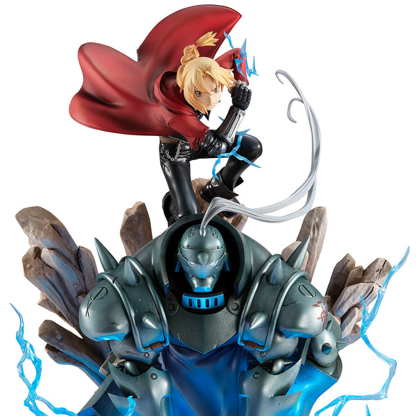 Precious G.E.M. Series: Fullmetal Alchemist Brotherhood - Edward & Alphonse Elric Brotherhood Set