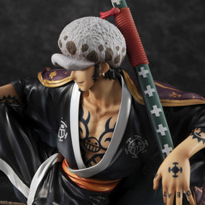 "Portrait.Of.Pirates: ONE PIECE ""Warriors Alliance"" - Trafalgar Law"