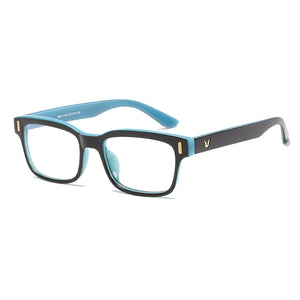 Blue Light Blocking Glasses - Tess - Blue Light Blocking Glasses Computer Gaming Reading Anti Glare Reduce Eye Strain Screen Glasses by Teddith