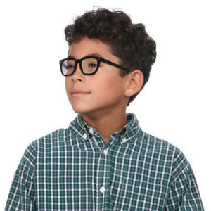 Blue Light Blocking Computer Screen Reading Glasses for Kids Ages [3-9] - Micah - Teddith - US