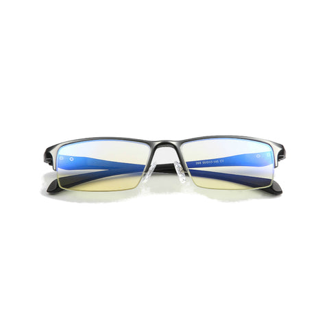 Blue Light Blocker Gaming Glasses - Teddith Blue Light Glasses for Computer Gaming Anti Glare Reduce Eye Strain Screen Glasses