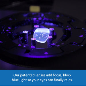 Blue Light Blocking Computer Gaming Glasses - Gamba