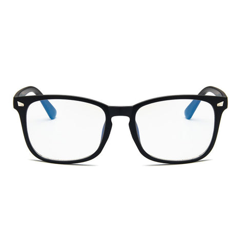 Blue Light Blocking Glasses - Amy - Blue Light Blocking Glasses Computer Gaming Reading Anti Glare Reduce Eye Strain Screen Glasses by Teddith