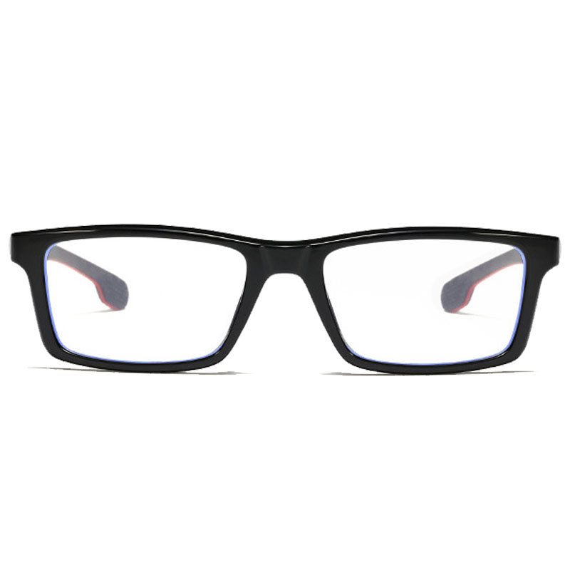 Blue Light Blocking Glasses for Computer - Smokey - Blue Light Blocking Glasses Computer Gaming Reading Anti Glare Reduce Eye Strain Screen Glasses by Teddith
