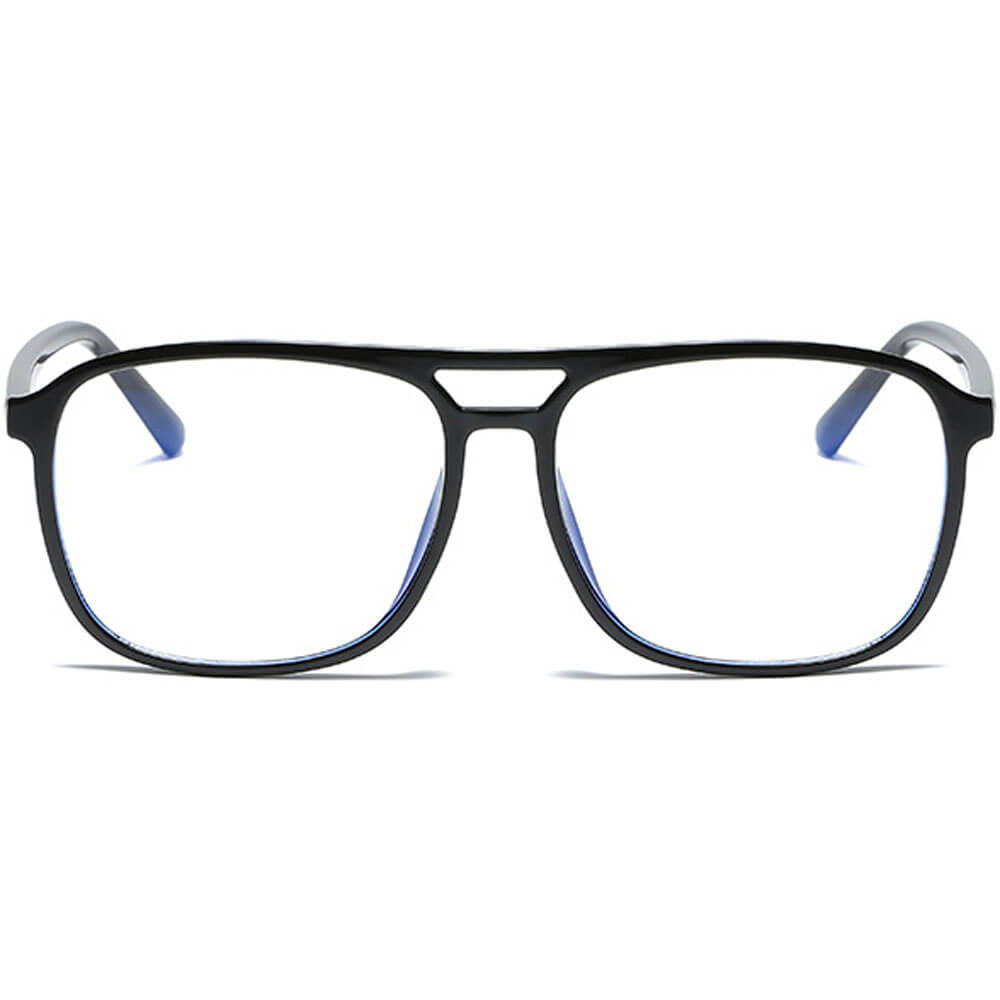 Blue Light Glasses for Computer Reading Gaming - Apollo - Blue Light Blocking Glasses Computer Gaming Reading Anti Glare Reduce Eye Strain Screen Glasses by Teddith