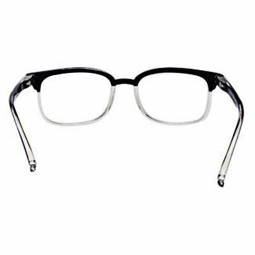 Blue Light Blocking Progressive Multifocal Reading Glasses - B/Clear - Blue Light Blocking Glasses Computer Gaming Reading Anti Glare Reduce Eye Strain Screen Glasses by Teddith