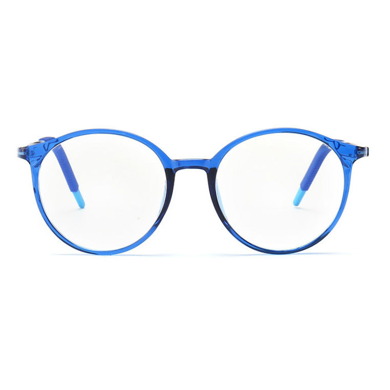 Blue Light Blocking Computer Screen Reading Glasses for Kids Ages [3-9] - Neo - Blue Light Blocking Glasses Computer Gaming Reading Anti Glare Reduce Eye Strain Screen Glasses by Teddith