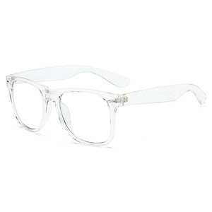 Blue Light Blocking Computer Gaming Glasses - Dezba - Blue Light Blocking Glasses Computer Gaming Reading Anti Glare Reduce Eye Strain Screen Glasses by Teddith