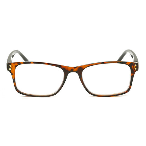 Blue Light Blocking Glasses for Computer Gaming - Milo Leopard - Teddith Blue Light Glasses Computer Glasses Gaming Reading Glasses Anti Glare Reduce Eye Strain Screen Glasses