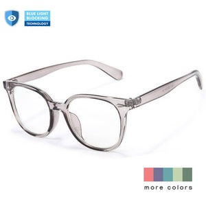 Blue Light Blocking Glasses for Computer Gaming Square Frame - Teddith - US