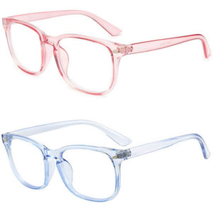 Blue Light Blocking Glasses - Amy (2 Pack) - Teddith - US