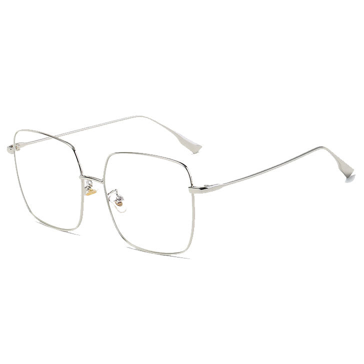 Blue Light Blocking Computer Gaming Glasses - Bear - Blue Light Blocking Glasses Computer Gaming Reading Anti Glare Reduce Eye Strain Screen Glasses by Teddith